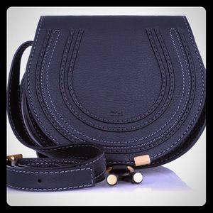 New Small Chloe calfskin bag - tonal topstitching